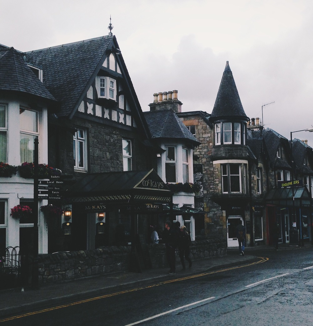 Pitlochry equivocates charm