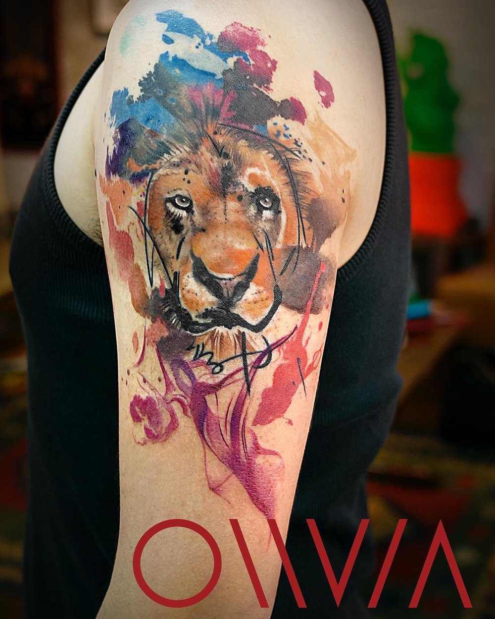 2018-fridays-tattoo-hong-kong-olivia-watercolor-lion.jpg
