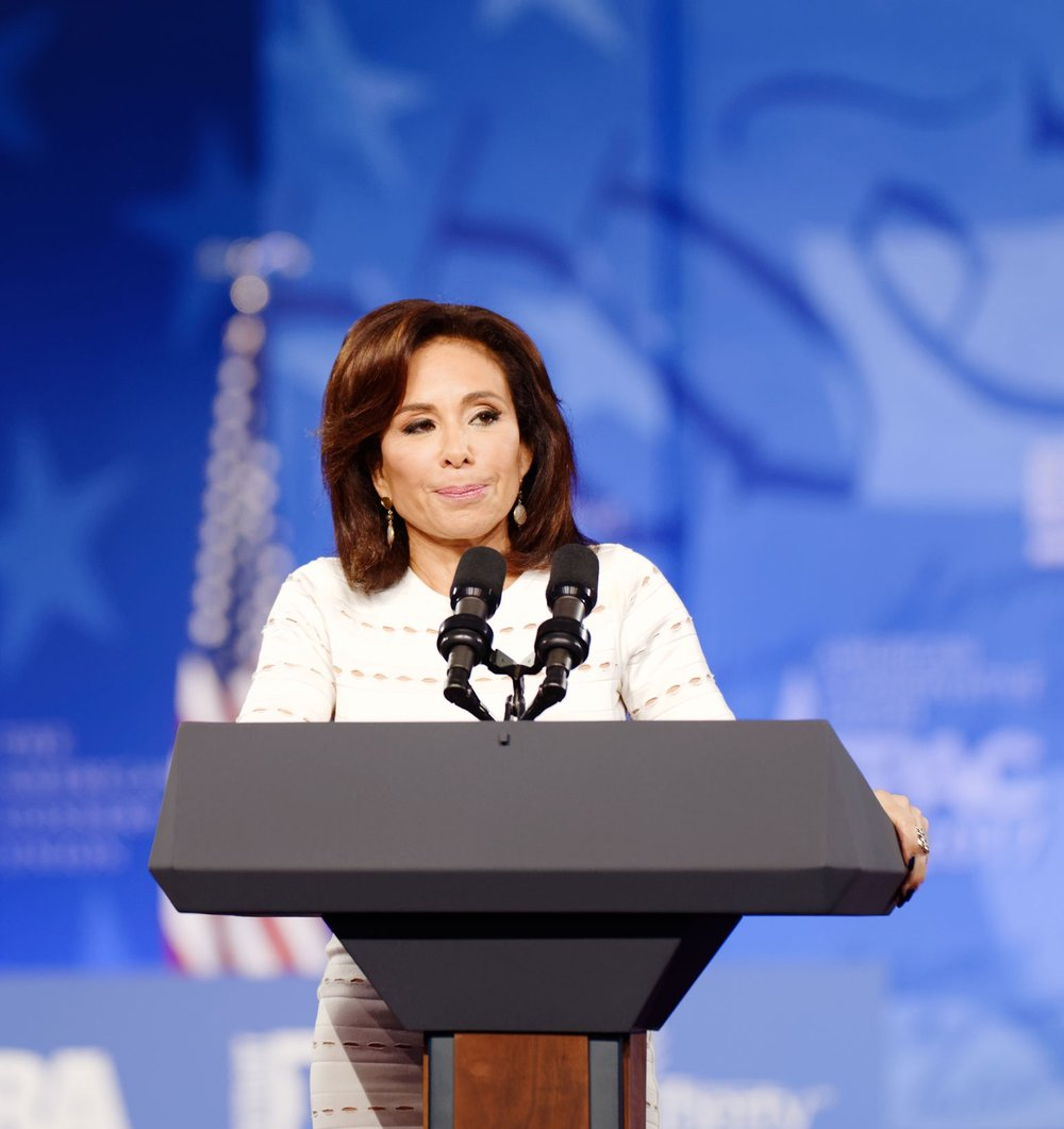 Judge Jeanine Pirro at CPAC, February 23, 2017. Photo by Michael S. Vandon