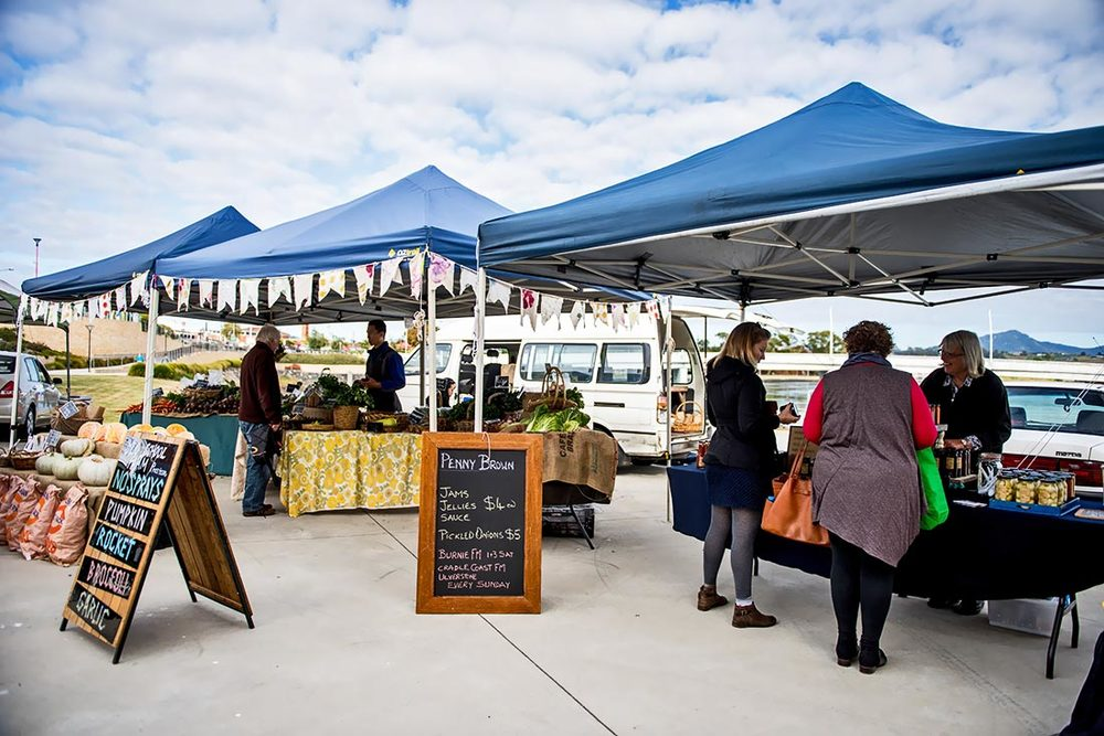 CRADLE COAST FARMERS MARKET