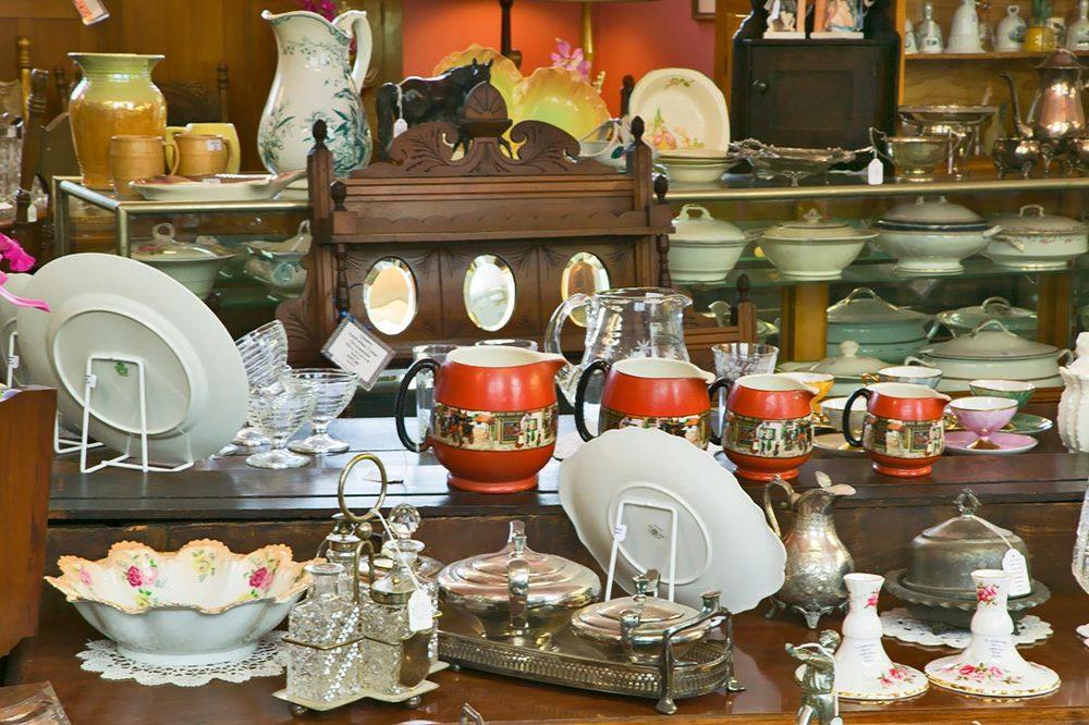 Leven Antiques Centre