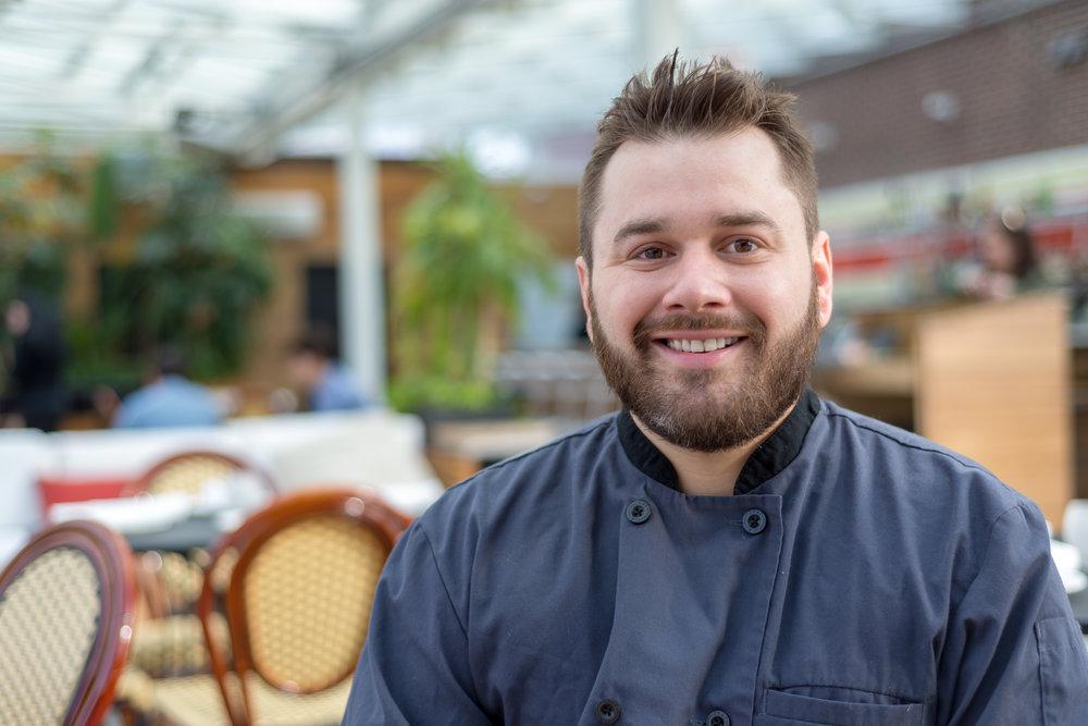 Ryan Kotwica - Executive Chef