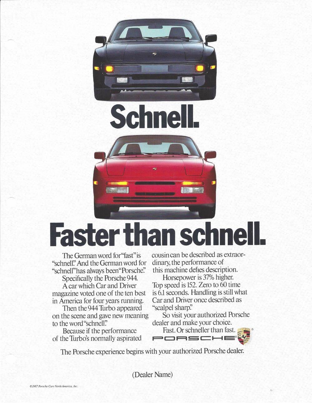10 220 Ber Cool Classic Porsche Ads Men S Top Tens