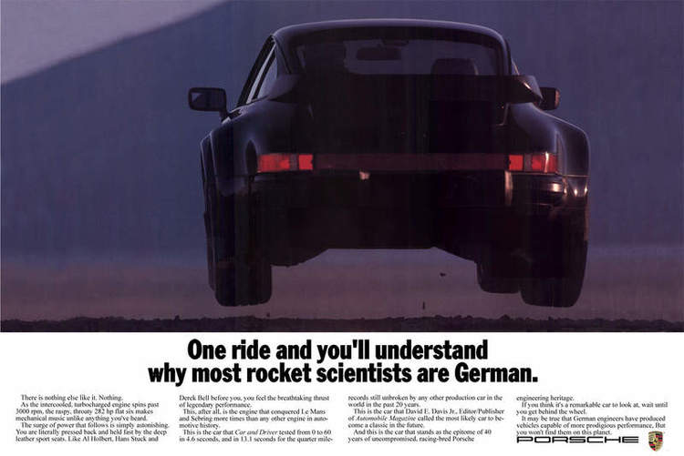 Image result for porsche 911 turbo ad