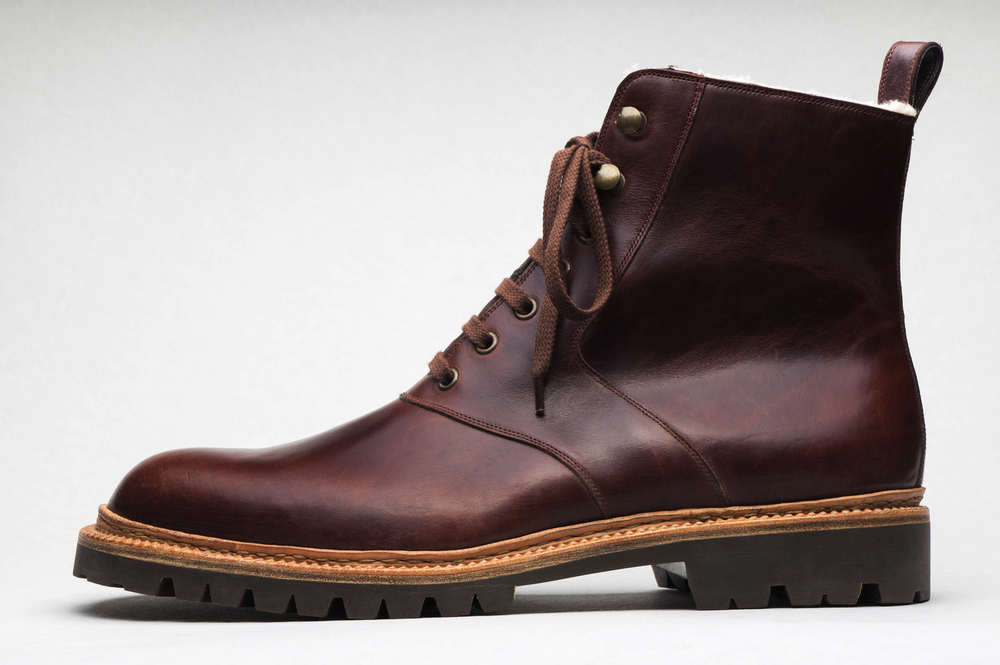 Stefano Bemer Hunter boot