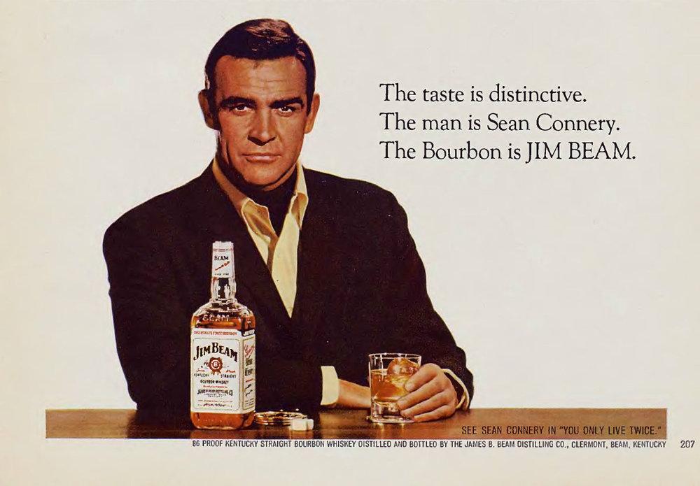 10 Classic Celebrity Booze Endorsements Men S Top Tens