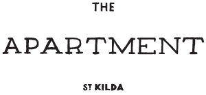 The Apartment St Kilda styled by Lynda Gardener | Accommodation St Kilda |