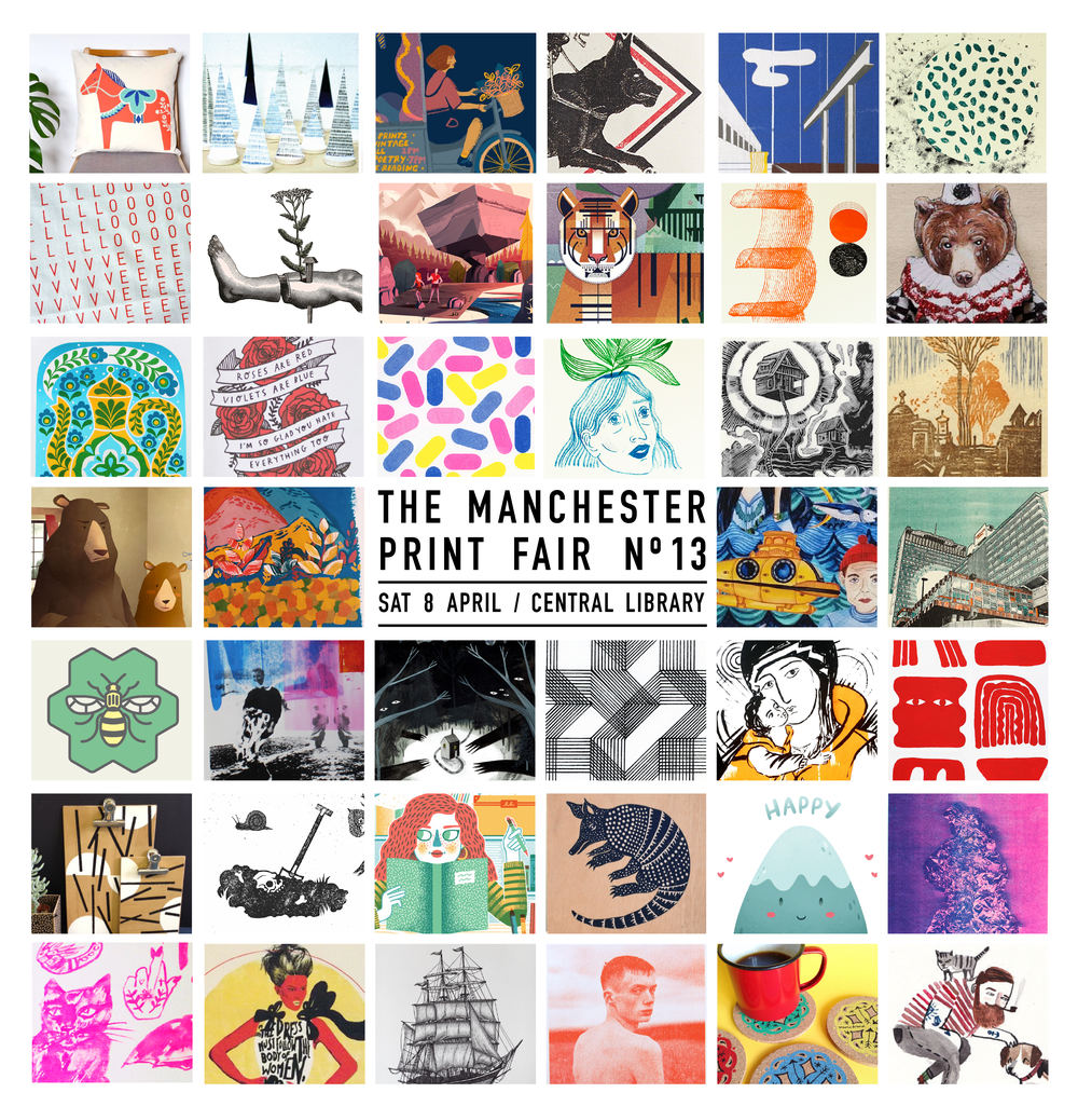 manchester print fair no 13 sellers