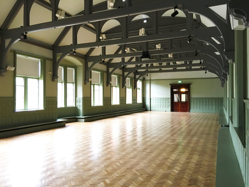 The Grand Hall at The Whitworth