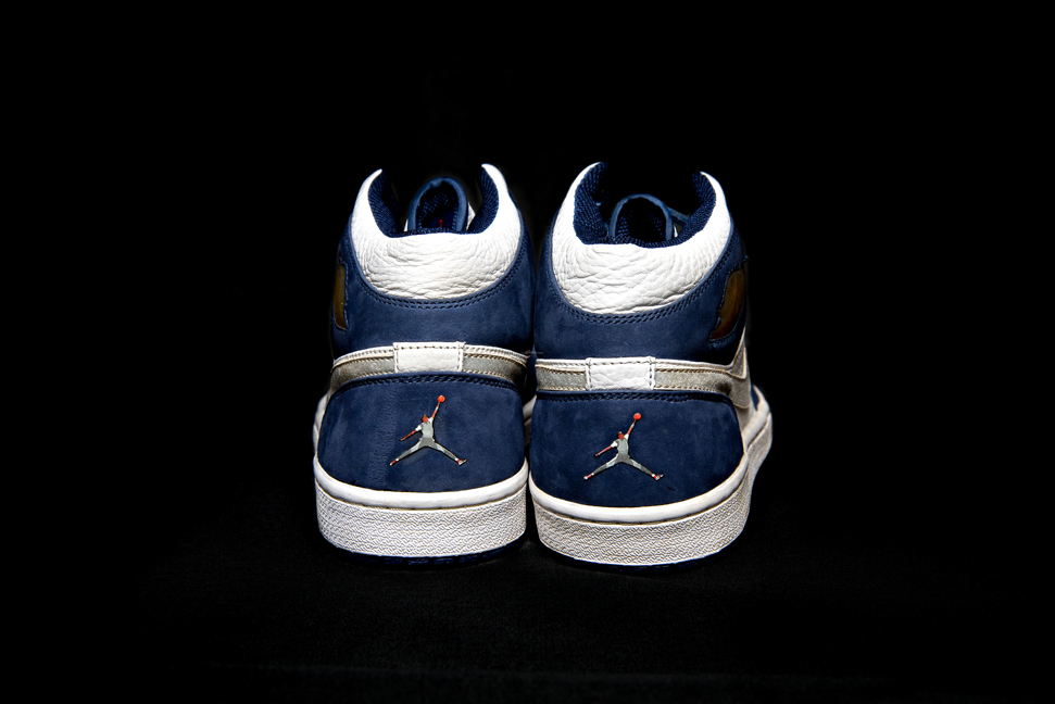 air jordan jumpman rare sample sneakers