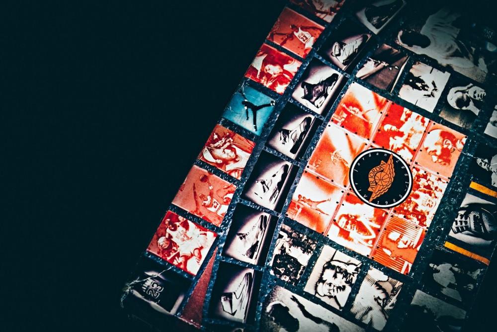 air jordan 1 1994 chicago sneakers box