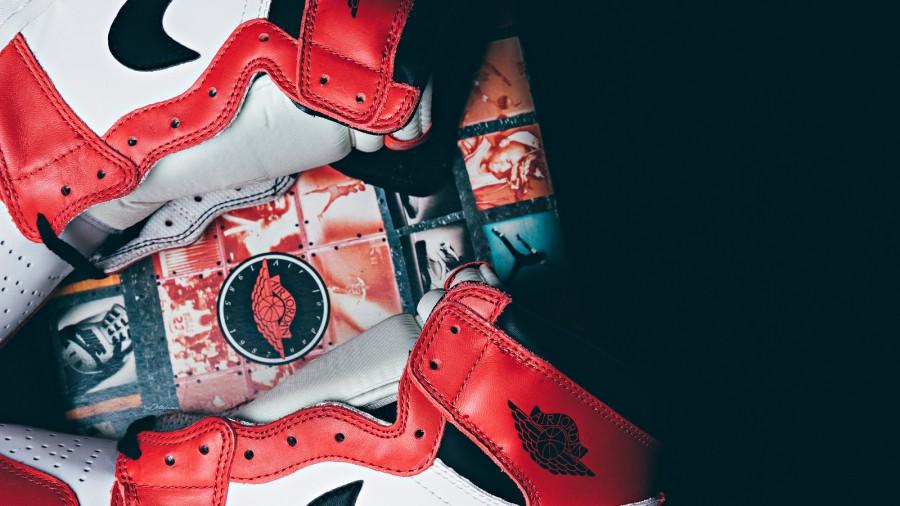 air jordan 1 1994 chicago sneakers