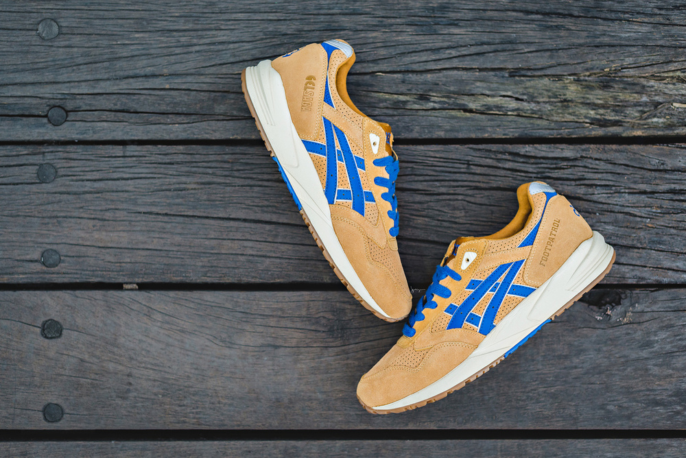 asics gel saga footpatrol sneakers