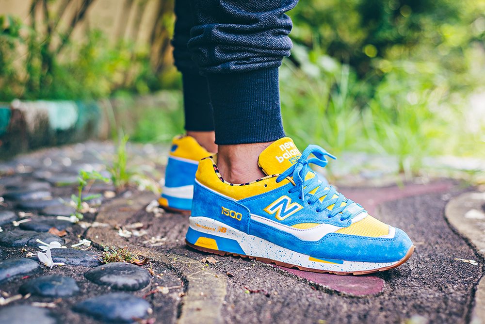 new balance lamjc colette undefeated sneakers
