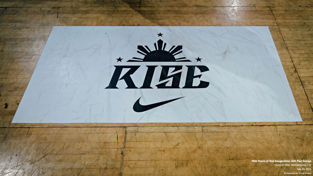 nike rise Philippines 2015
