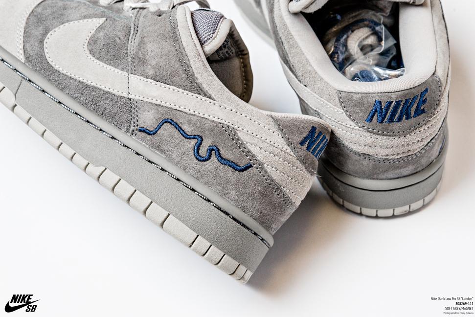 nike sb london sneakers