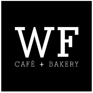 wildflour cafe bakery logo