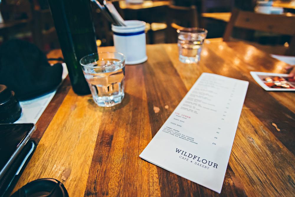 wildflour cafe bakery menu makati