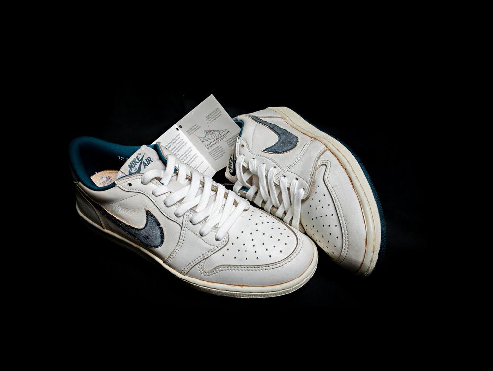 air jordan 1 metallic 1985 sneakers