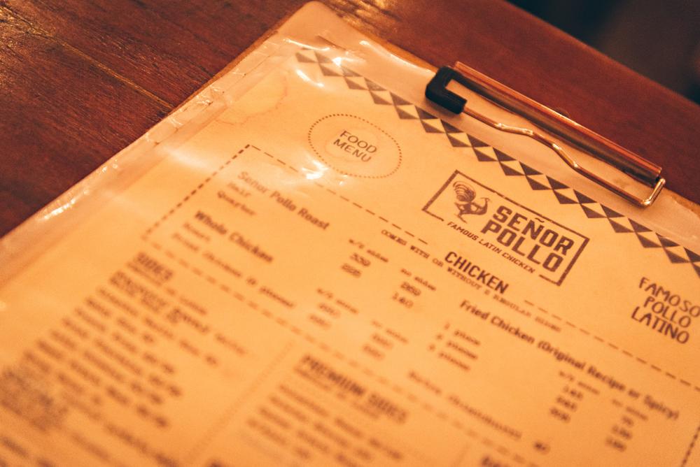 señor pollo makati latin chicken restaurant