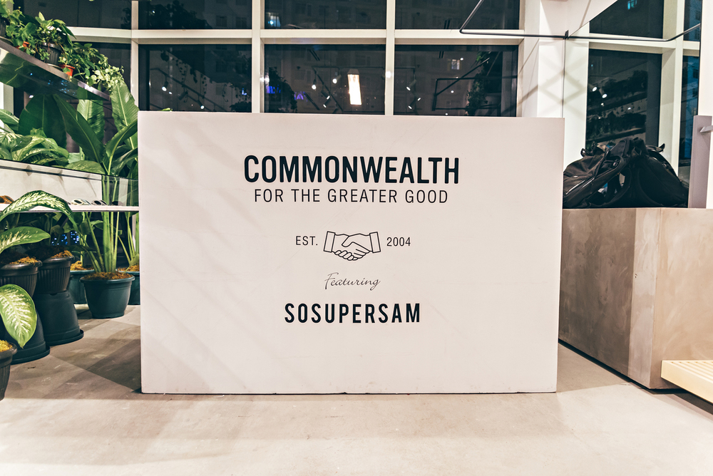 commonwealth ph store sm aura boutique