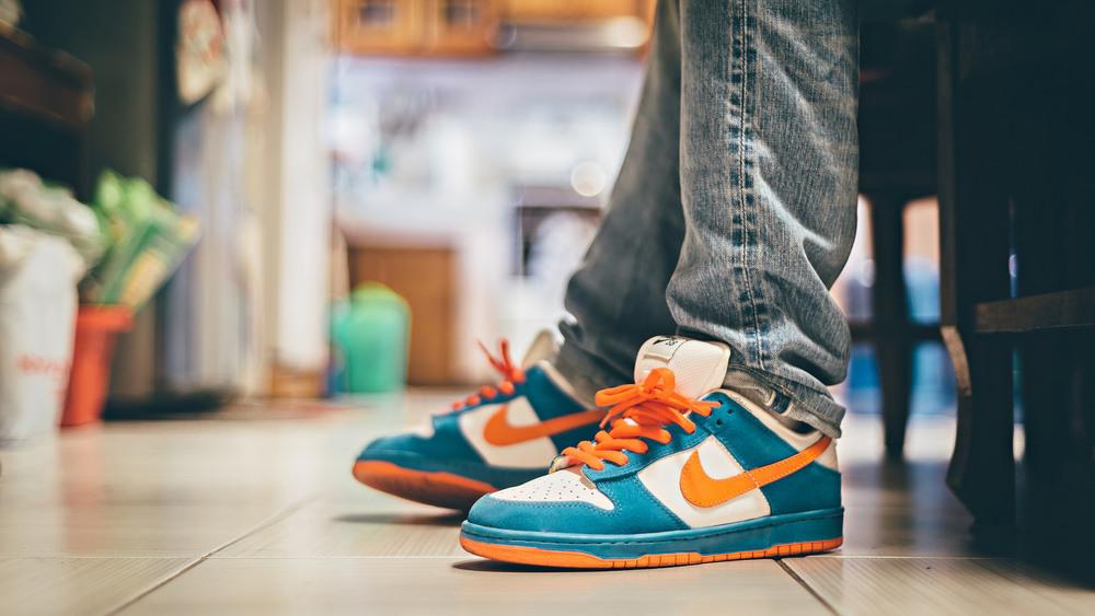 nike sb brazil emb sneakers