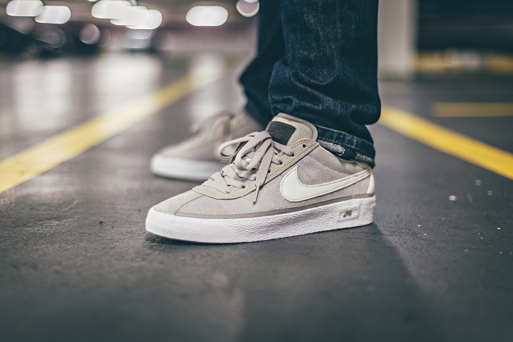 nike sb fluff magazine sneakers