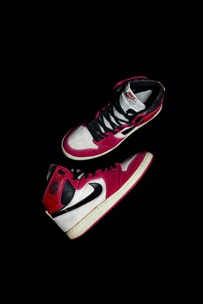 air jordan KO sneakers