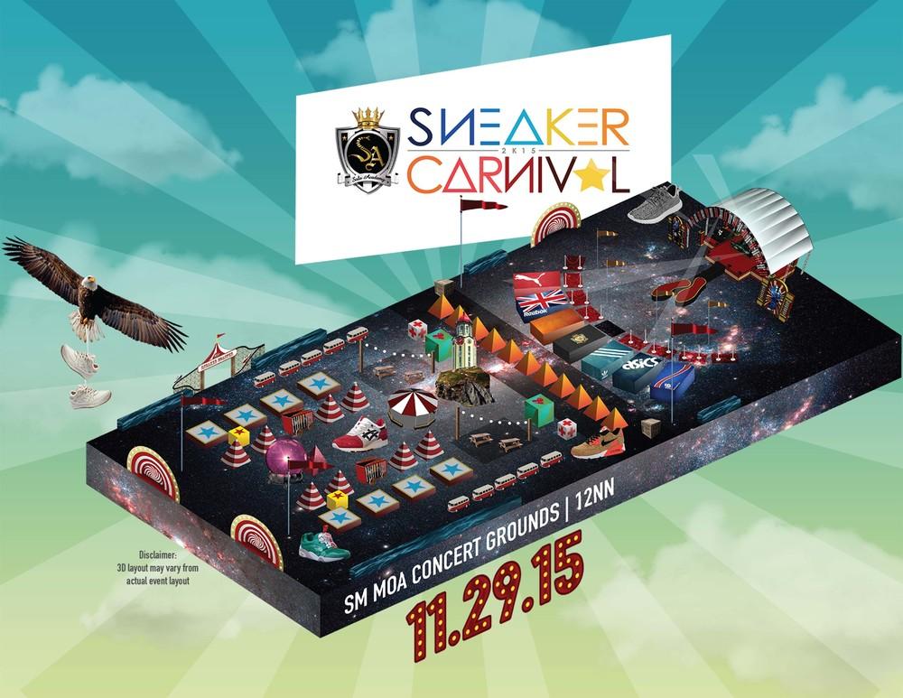 sole academy sneaker carnival 2k15