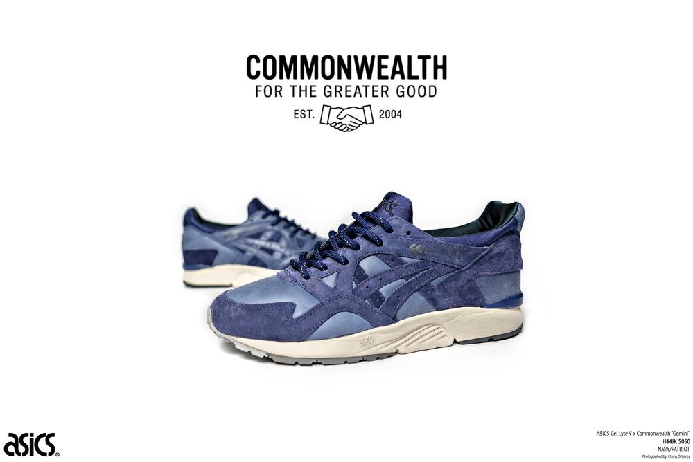 asics commonwealth gemini sneakers