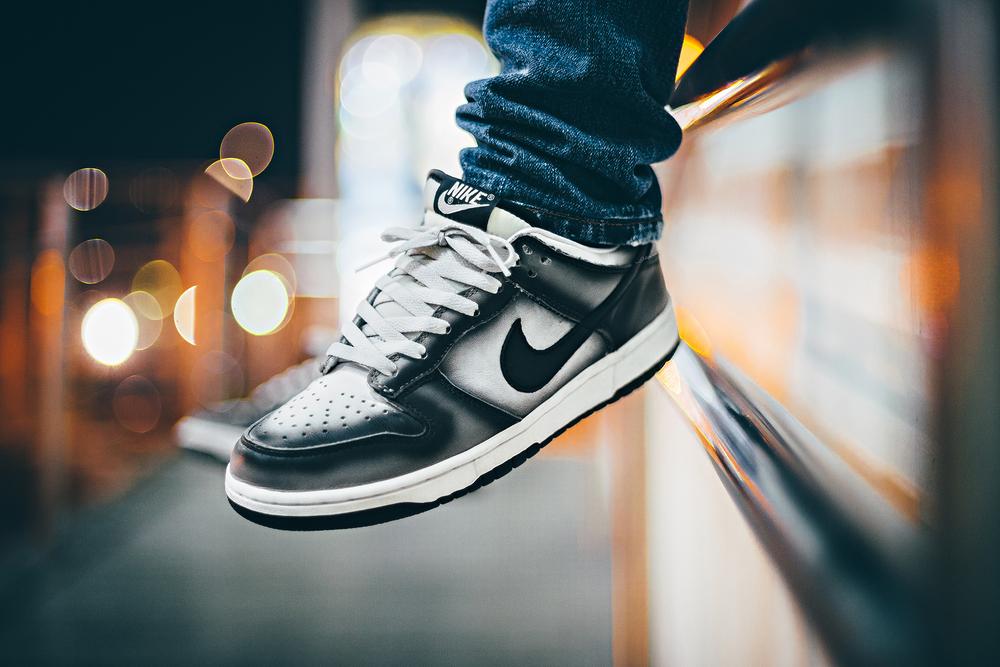 nike dunk eric haze sneakers