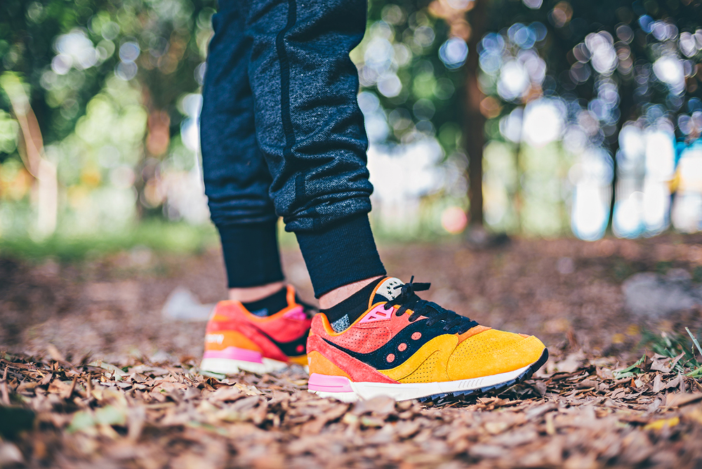 saucony shadow master ubiq pacific dusk sneakers