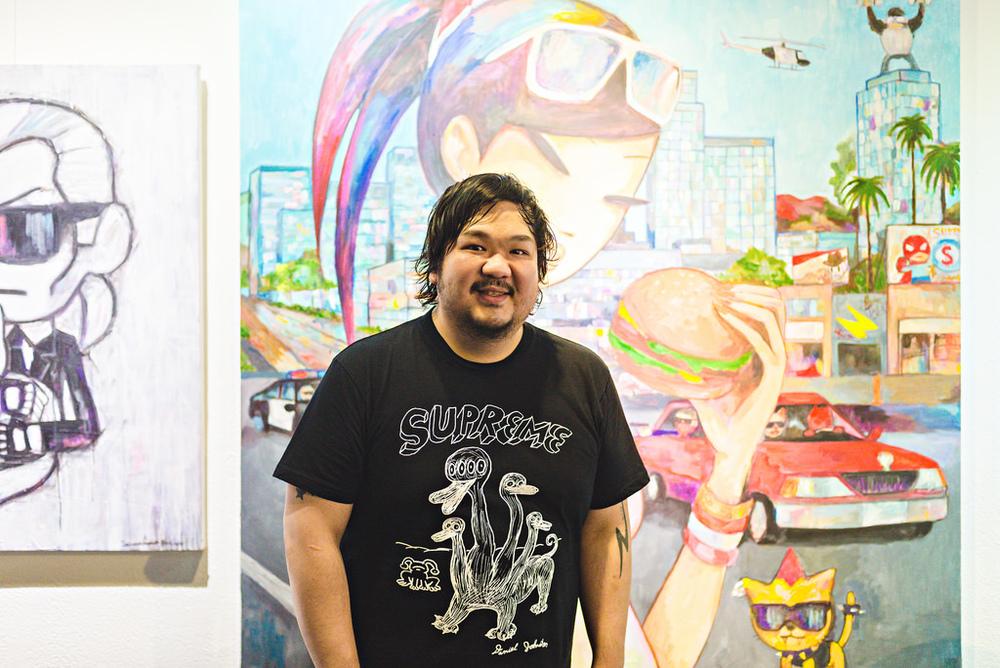Secret Fresh Tokidoki Simone Legno BigBoy Cheng