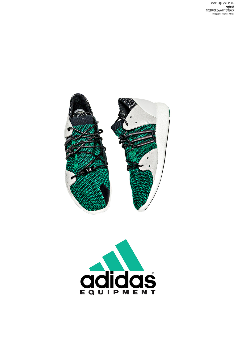 adidas EQT 3/3 F15 OG Sneakers Photography