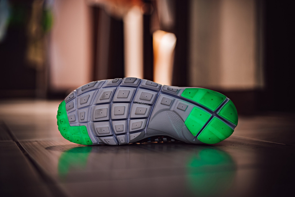Nike Footscape Woven Chukka PRM atmos Sneakers Photography