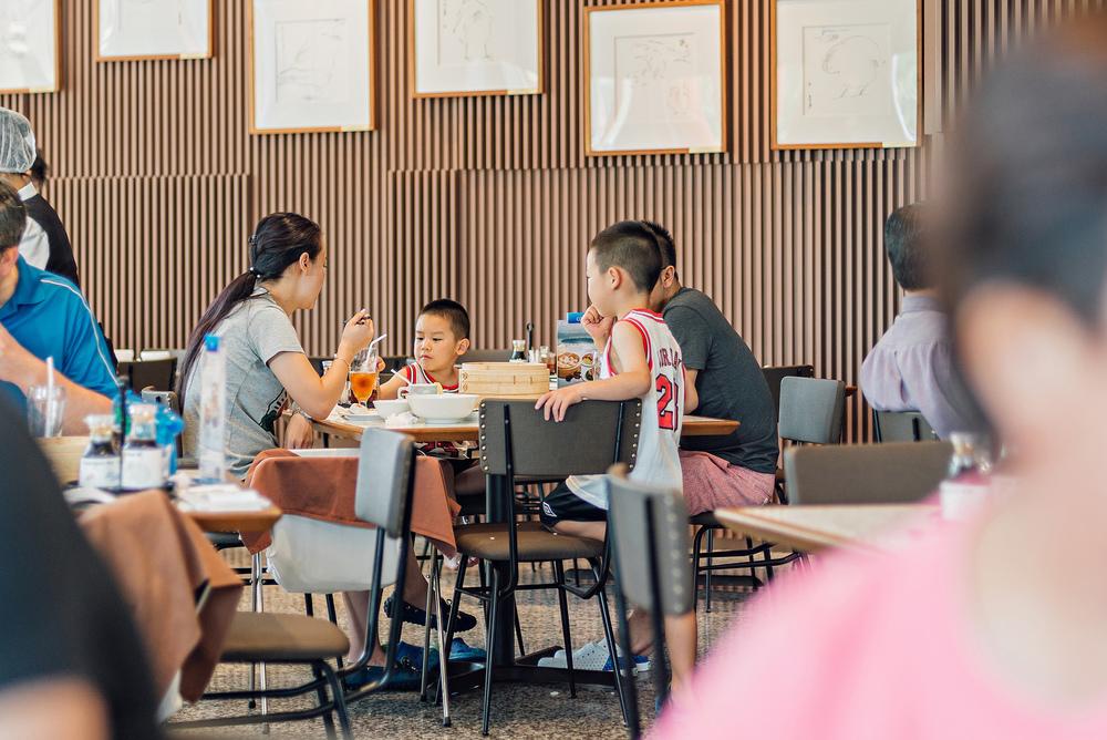 Singapore Din Tai Fung Dimsum Travel Photography Vacation Sentosa Island Resort