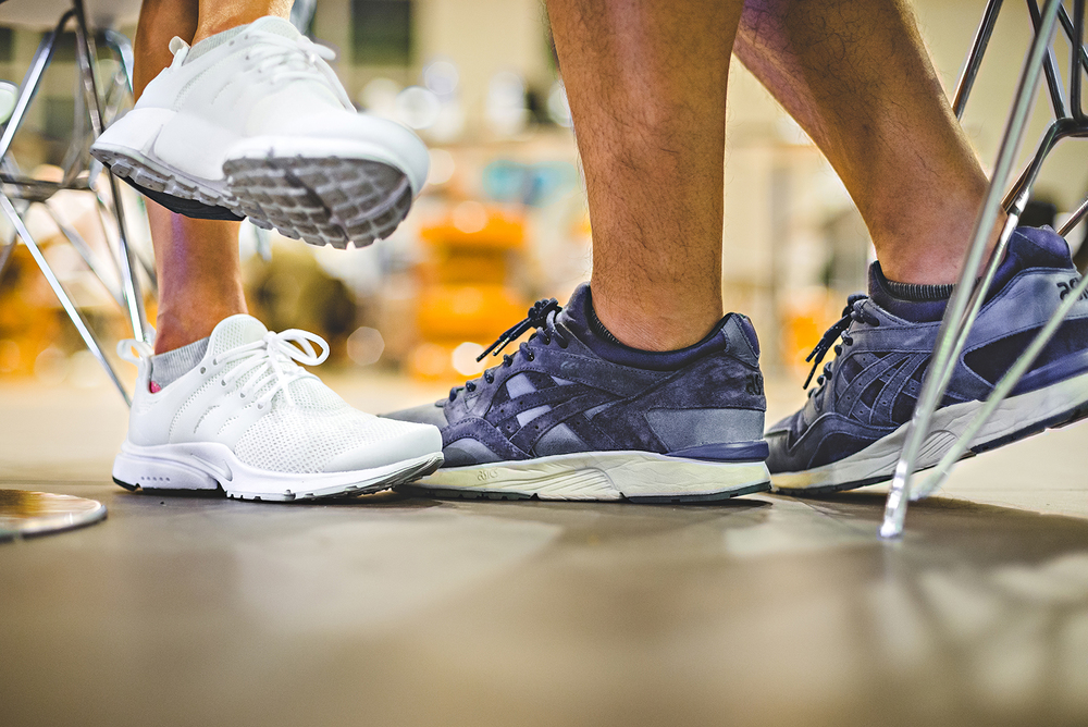 ASICIS GLV Gemini Nike Womens Air Presto Triple White Sneakers Photography WDIWT