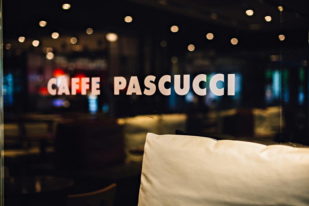 Yeouido Park 여의도공원 Caffe Pascucci Seoul South Korea Travel Photography 2016