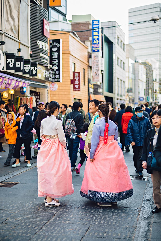 Seoul South Korea Insadong 인사동Travel Photography