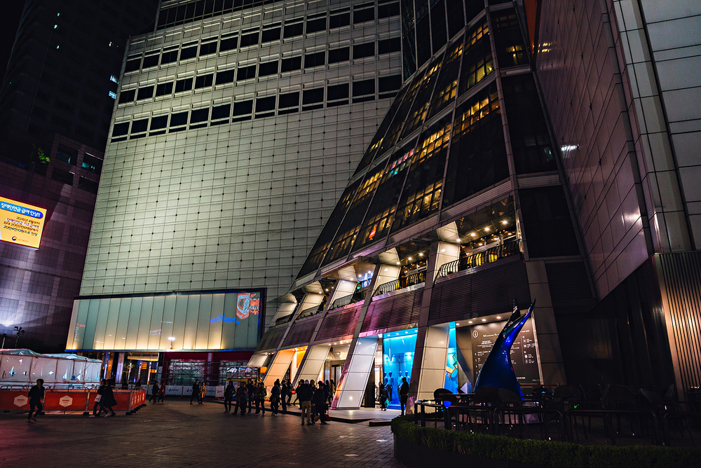 Seoul South Korea Dongdaemun Travel Photography 2016