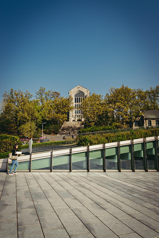 Seodaemun 서대문Ewha Womans University 이화여자대학교Seoul South Korea Travel Vacation 2016