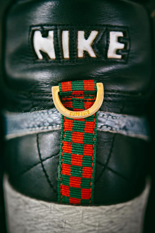 Nike SB Supreme Blazer WDIWT Sneakers Photography
