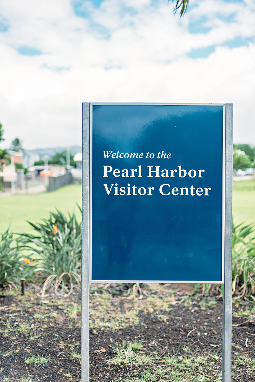 Pearl Harbor Hawaii USS Bowfin Submarine Museum Park Travel Photography
