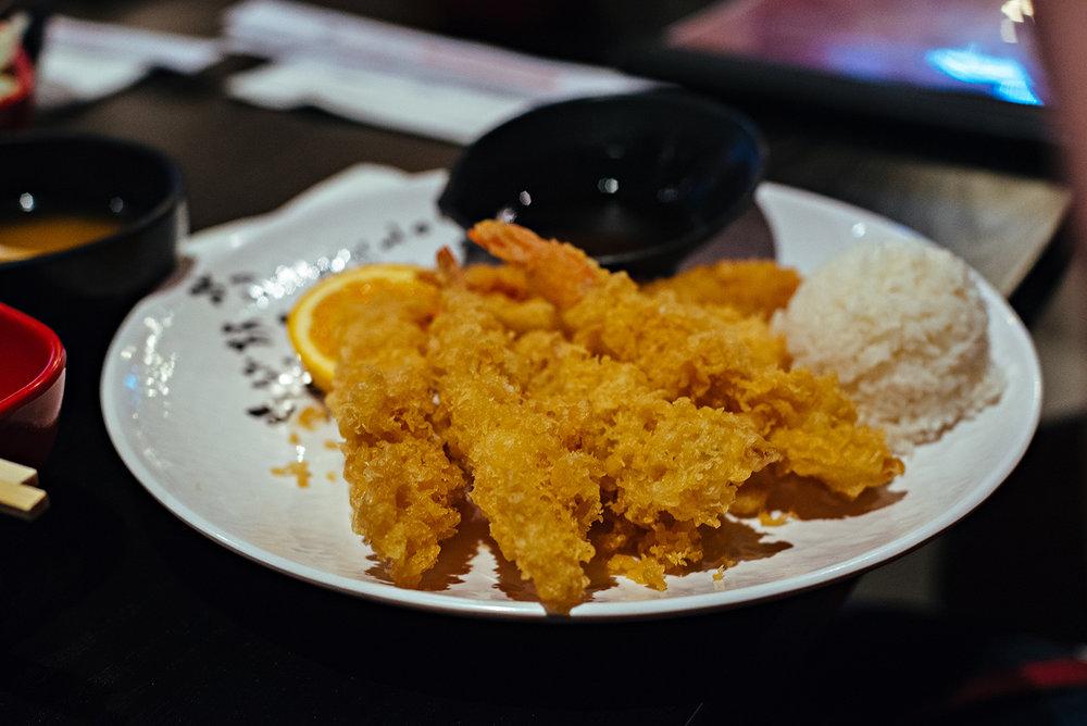 Arigato Sushi Japanese Restaurant Salinas Vacation 2016
