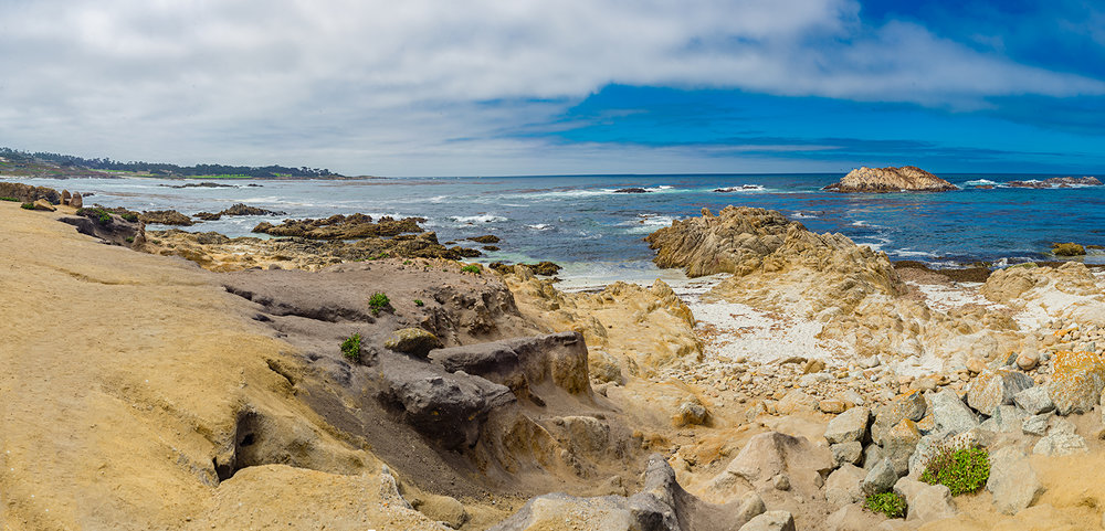 17-Mile Drive Pebble Beach Pacific Grove Monterey California Vacation Photography 2016