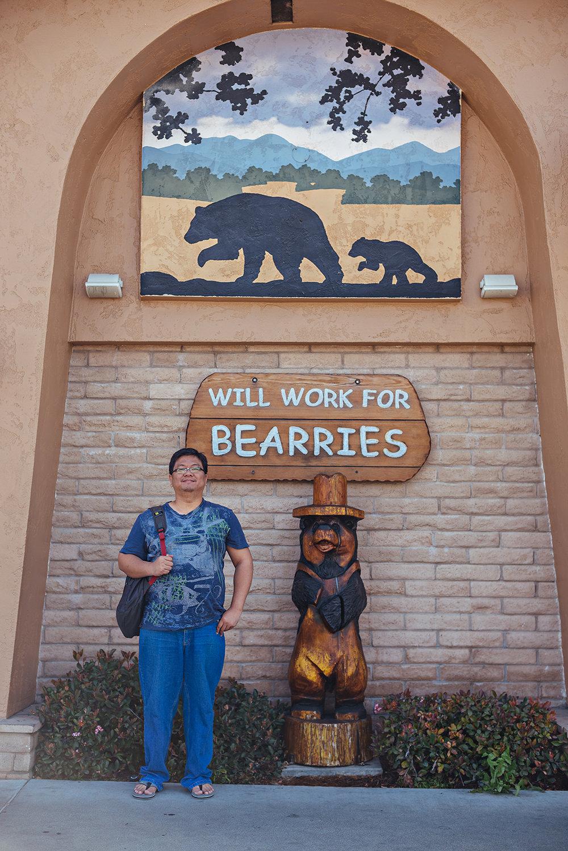 Black Bear Diner Salinas California Vacation Photography 2016
