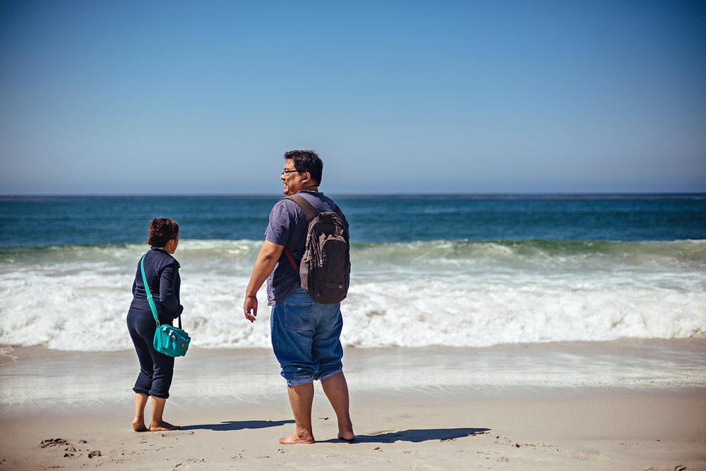 Carmel Beach Carmel-by-the-sea Monterey California Photography Vacation 2016