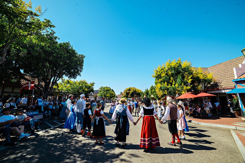 Solvang California Denmark Vacation Photography 2016