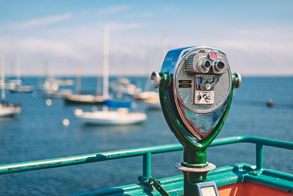 Monterey Fisherman's Wharf California Vacation Photography 2016