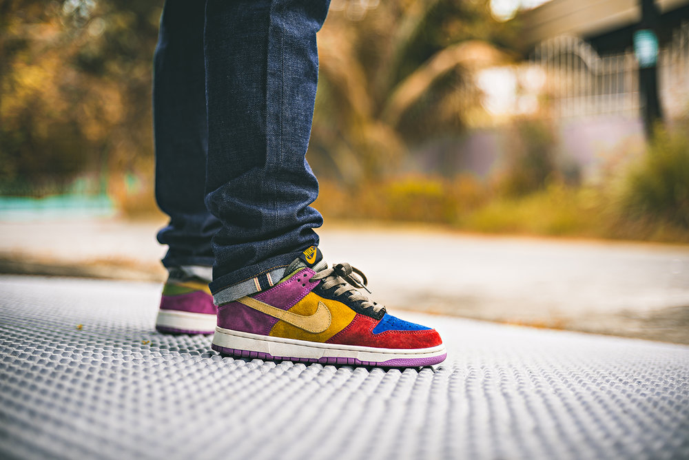 Nike Dunk Viotech Co.Jp Sneakers Photography WDIWT